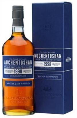 Auchentoshan Scotch Single Malt Sherry Cask 1998 109@
